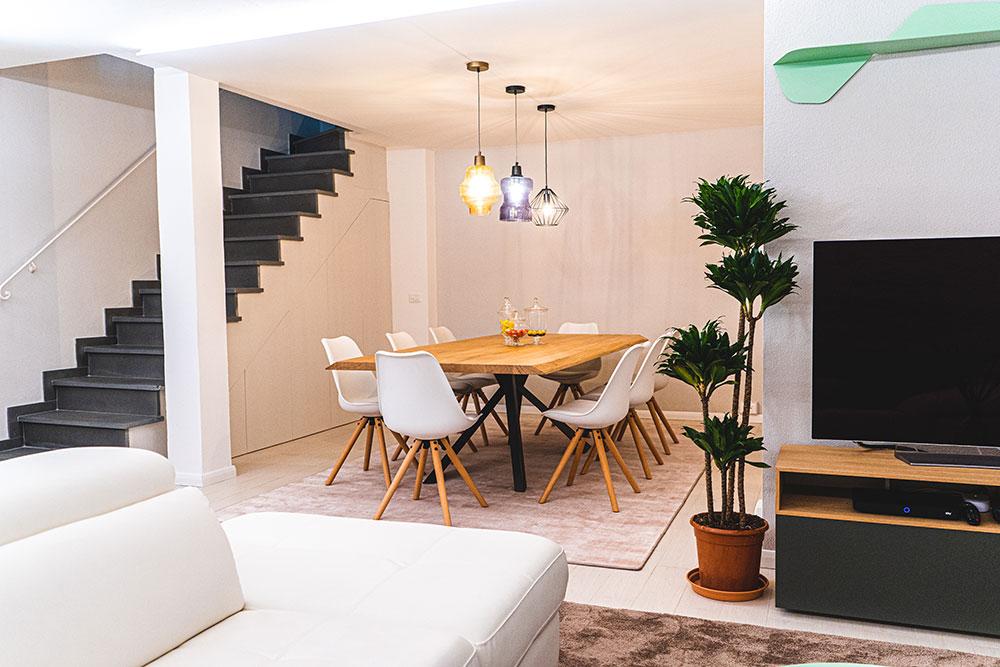progettazione interni casa moderna pisa mobili gronchi