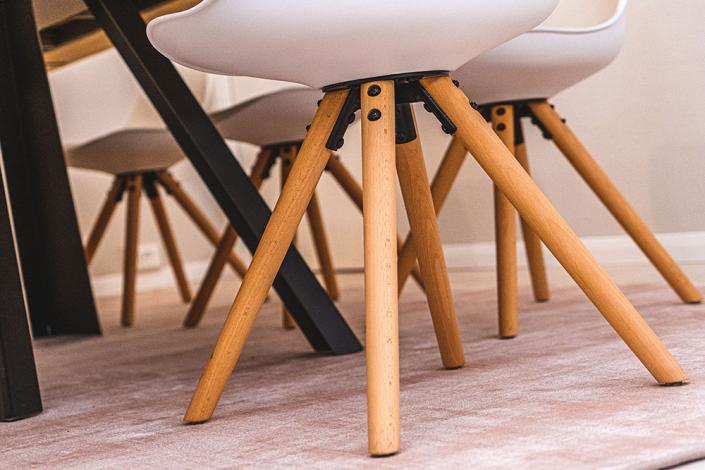sedia moderna sala da pranzo pisa