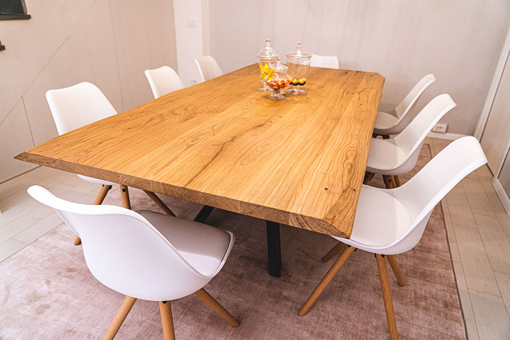 tavolo moderno pranzo pisa mobili gronchi