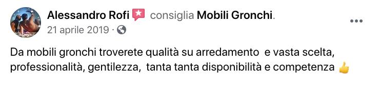 opinioni mobili gronchi pisa